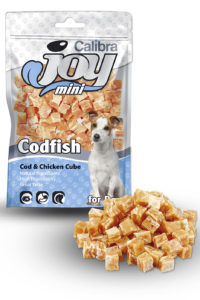 Joy Cod and Chicken Cube MINI