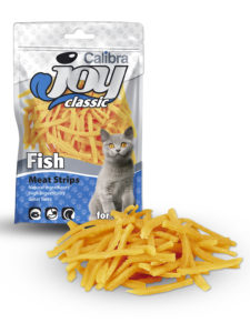 Joy Fish Strips Cat