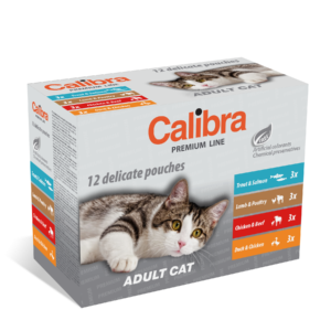 Calibra multipack cat adult